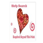 Strip Search Postcards (Package of 8)
