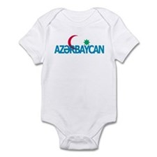 Azerbaijan Infant Bodysuit