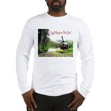 Holiday Helicopter Cabin Long Sleeve T-Shirt