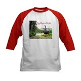 Holiday Helicopter Cabin Tee