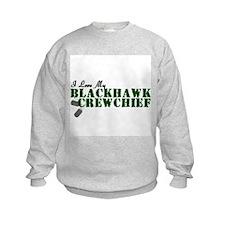 Love My Blackhawk Sweatshirt