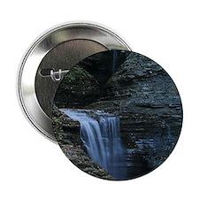 """Waterfall At Watkins Glen 2.25"""" Button (100 pack)"""