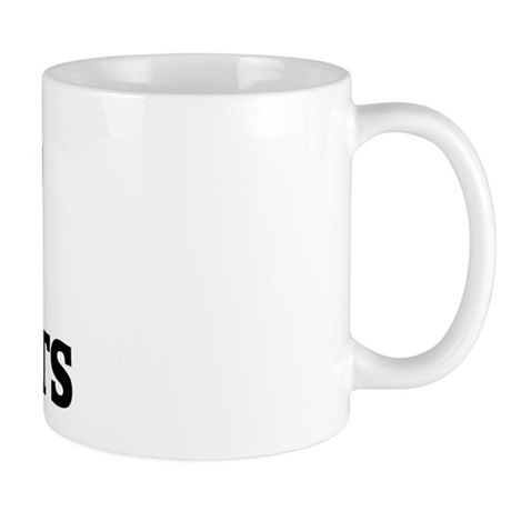I Love Seatbelts Mug