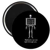 "Cute Rad tech 2.25"" Magnet (100 pack)"