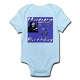 Happy 44th birthday Infant Bodysuit
