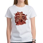 Halloween Zombie Gore Women's T-Shirt