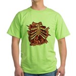 Halloween Zombie Gore Green T-Shirt