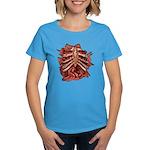 Halloween Zombie Gore Women's Dark T-Shirt