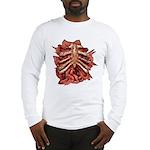 Halloween Zombie Gore Long Sleeve T-Shirt