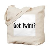 Got Twins? Tote Bag