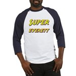 Super everett Baseball Jersey