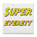 Super everett Tile Coaster
