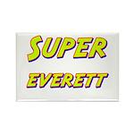 Super everett Rectangle Magnet