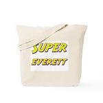 Super everett Tote Bag