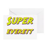 Super everett Greeting Cards (Pk of 10)
