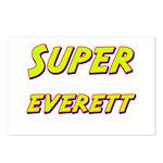 Super everett Postcards (Package of 8)