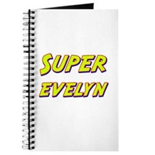 Super evelyn Journal
