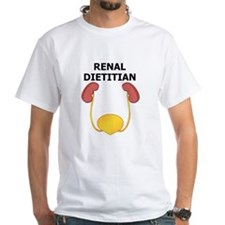 Renal Dietitian Shirt (white)