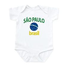 Sao Paulo Infant Bodysuit