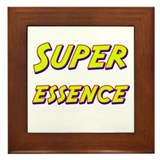 Super essence Framed Tile