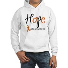 Hope Leukemia Awareness Hoodie