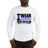 Esophageal Cancer Long Sleeve T-Shirt