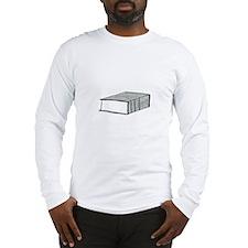 grey book Long Sleeve T-Shirt