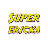 Super ericka Postcards (Package of 8)