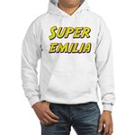 Super emilia Hooded Sweatshirt