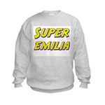 Super emilia Kids Sweatshirt
