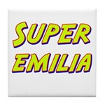 Super emilia Tile Coaster