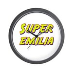 Super emilia Wall Clock
