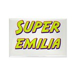 Super emilia Rectangle Magnet
