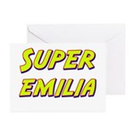 Super emilia Greeting Cards (Pk of 20)