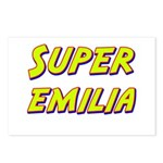 Super emilia Postcards (Package of 8)