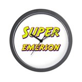 Super emerson Wall Clock
