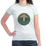 Mushroom Jr. Ringer T-Shirt