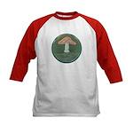 Mushroom Kids Baseball Jersey