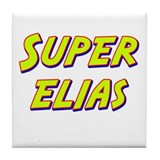 Super elias Tile Coaster