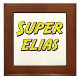 Super elias Framed Tile