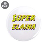 "Super elaina 3.5"" Button (10 pack)"