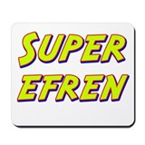 Super efren Mousepad