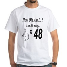 Cute 48th birthday Shirt