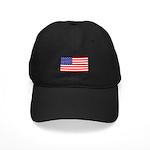 Black American Flag Hat