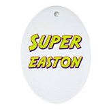 Super easton Oval Ornament