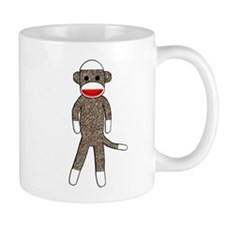 Unique Sockmonkey Mug