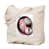 Cute Bingo designs Tote Bag