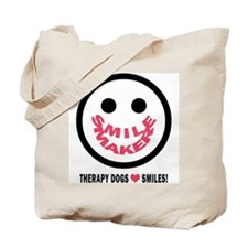 THERAPY DOGS-SMILE MAKER Tote Bag