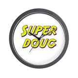 Super doug Wall Clock