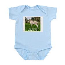 Fjord Horse Tough Infant Creeper